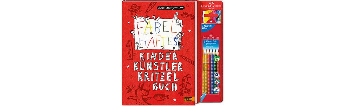 KinderKritzelKuenstlerbuch_cover